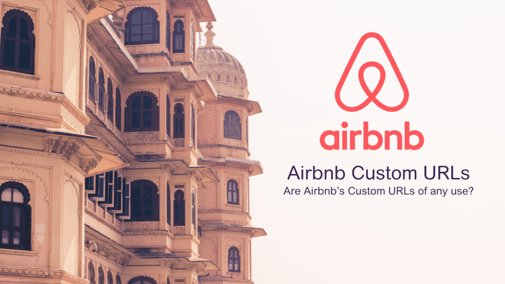 Airbnb Custom URLs
