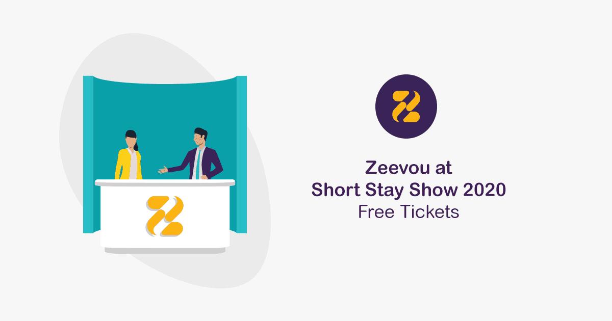 Zeevou at Short Stay Show 2020