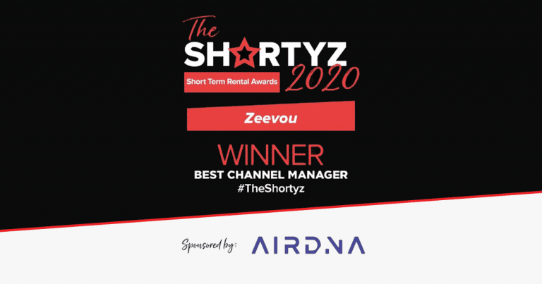 Best Channel Manager Award Won by Zeevou