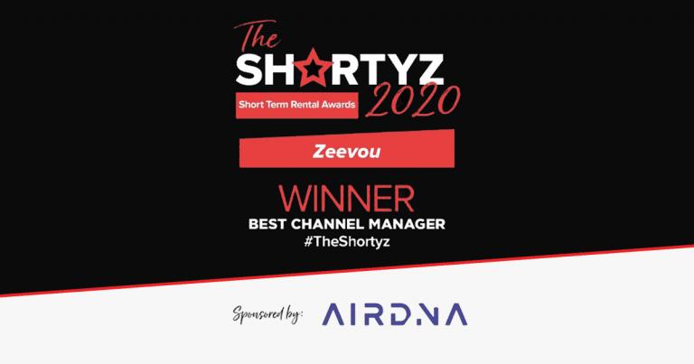 Best Channel Manager Award Won by Zeevou