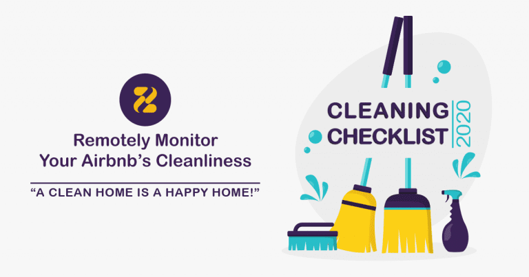 Remotely Monitor your Airbnb's Cleanliness