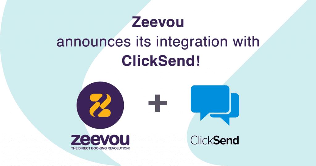 Zeevou Announces ClickSend Integration