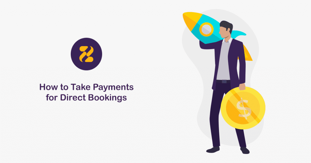 How to Take Payments for Direct Bookings