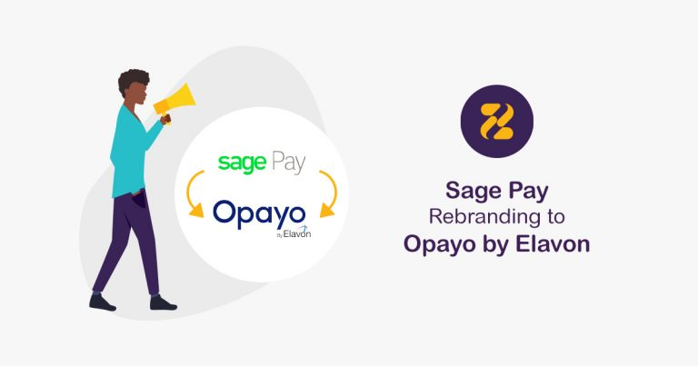 Sage Pay Rebranding to Opayo by Elavon