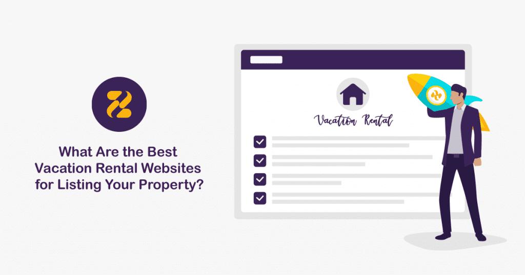 The The best vacation rental websites- Vector- Zeevou