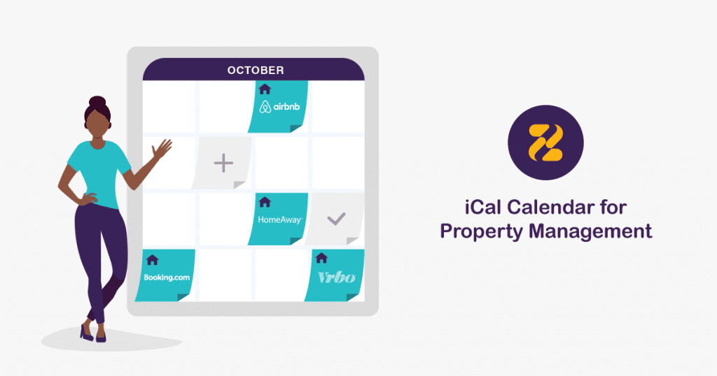 iCal Calendar for Property Management