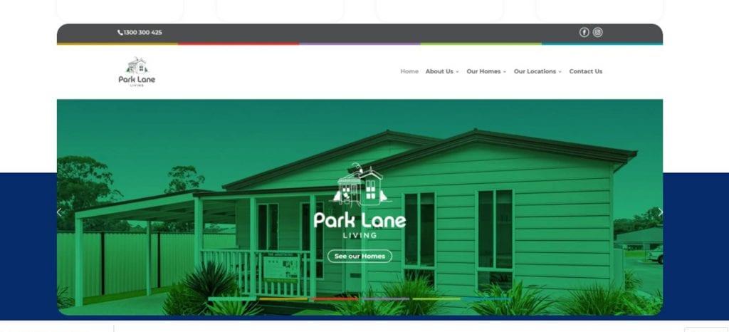 Newbook's direct booking website