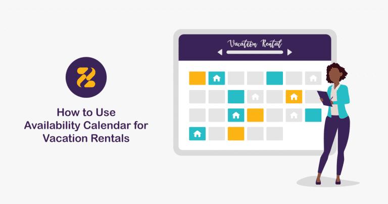 Availability Calendar for Vacation Rentals