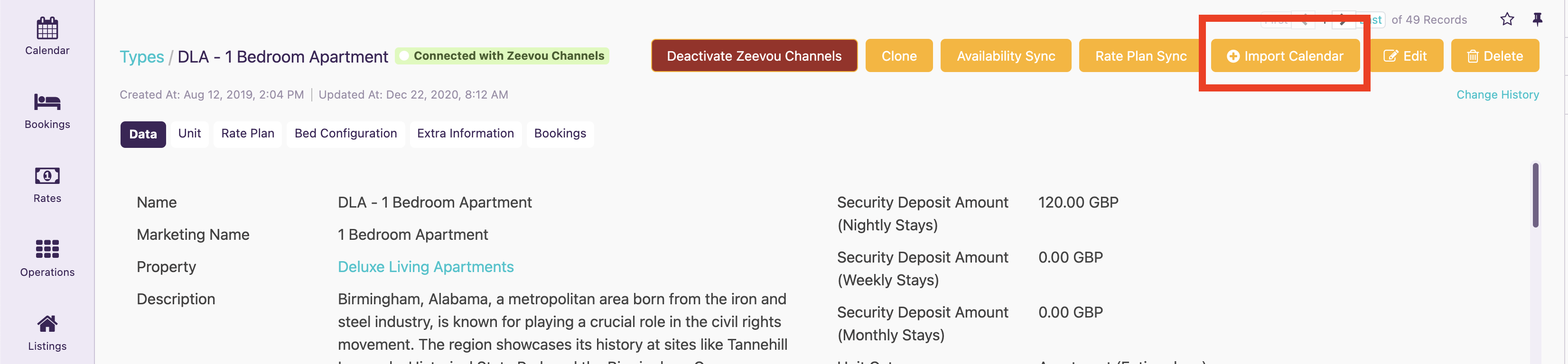 Connect to a Channel via iCal Link Zeevou