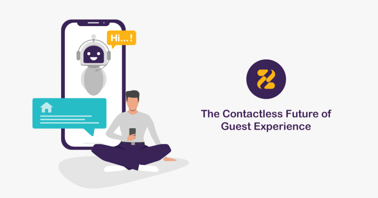 contactless future of the hospitality industry