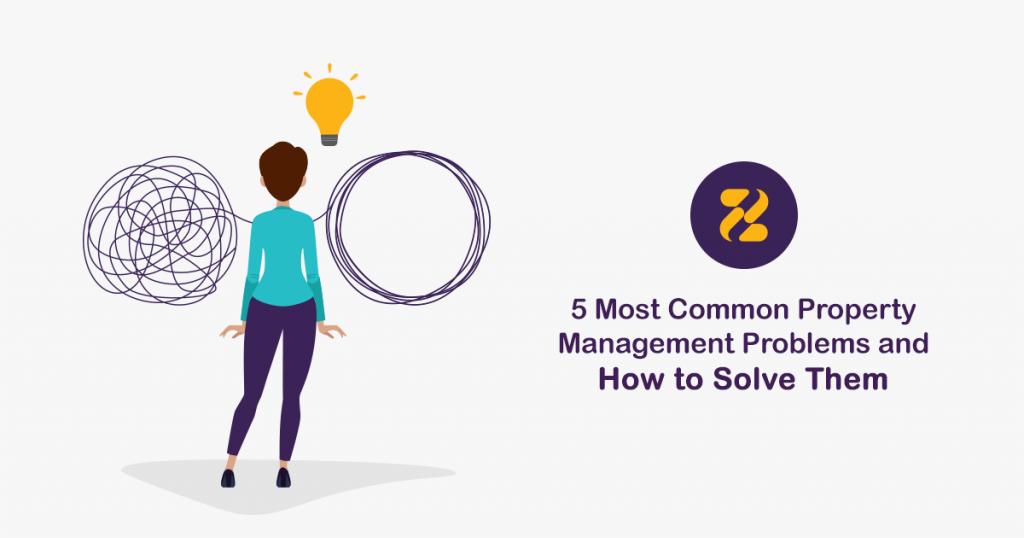 common property management problems- Zeevou