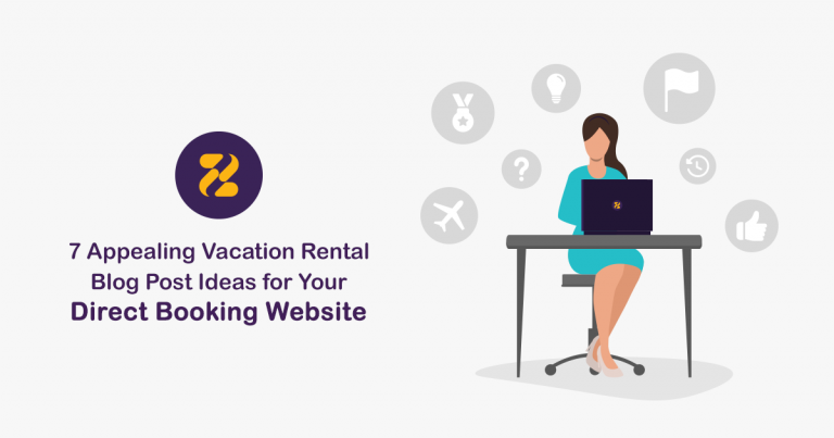 Vacation rental blog post ideas- Zeevou