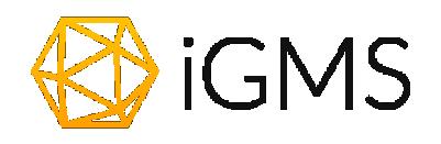 iGMS logo- Zeevou