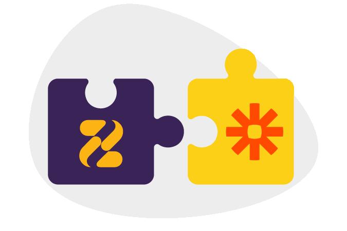 Zeevou integration with Zapier