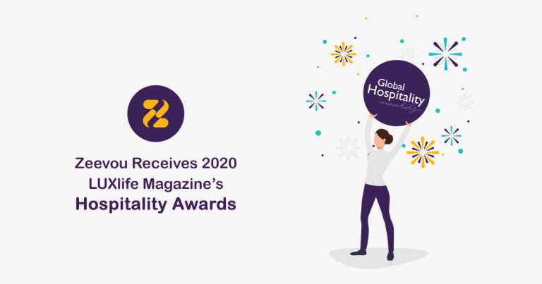 Zeevou Hospitality Award