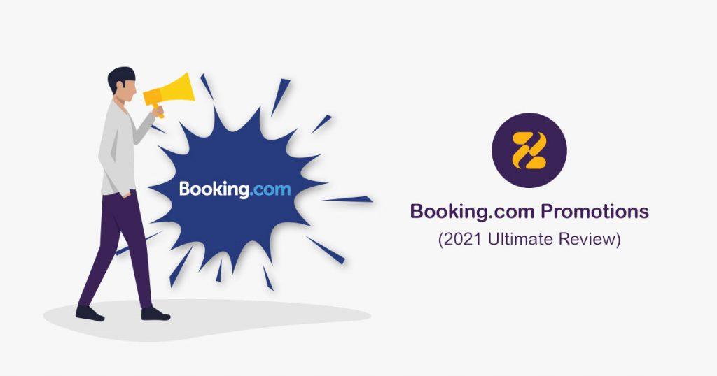 Booking.com Promotions- Zeevou