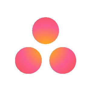 Asana logo- Zeevou