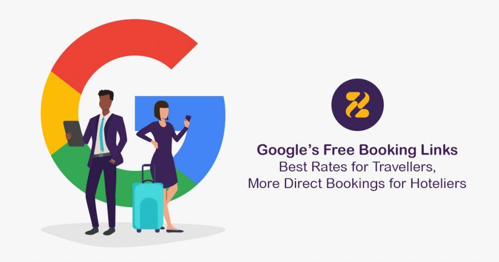 Google's Free Booking Link- Zeevou