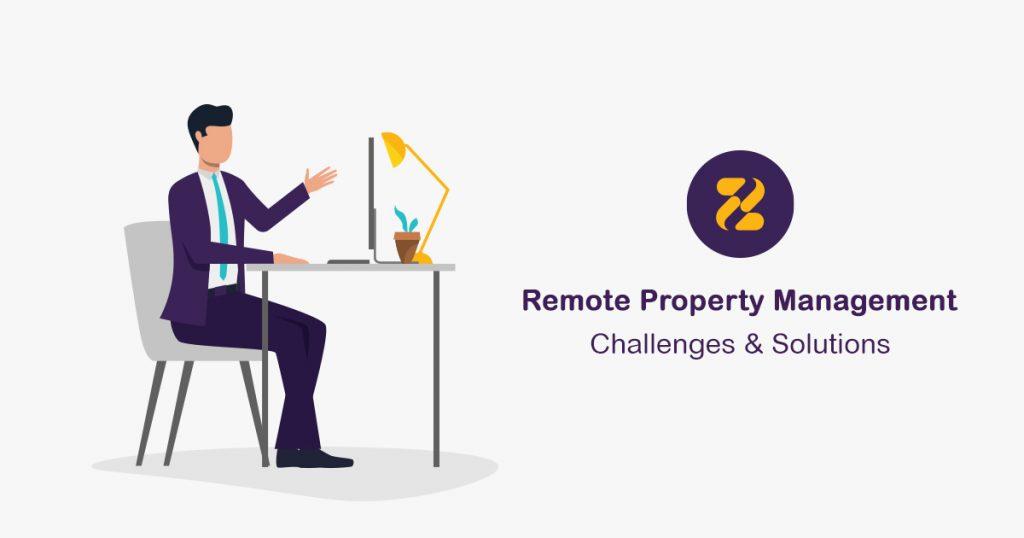 Remote Property Management- Zeevou