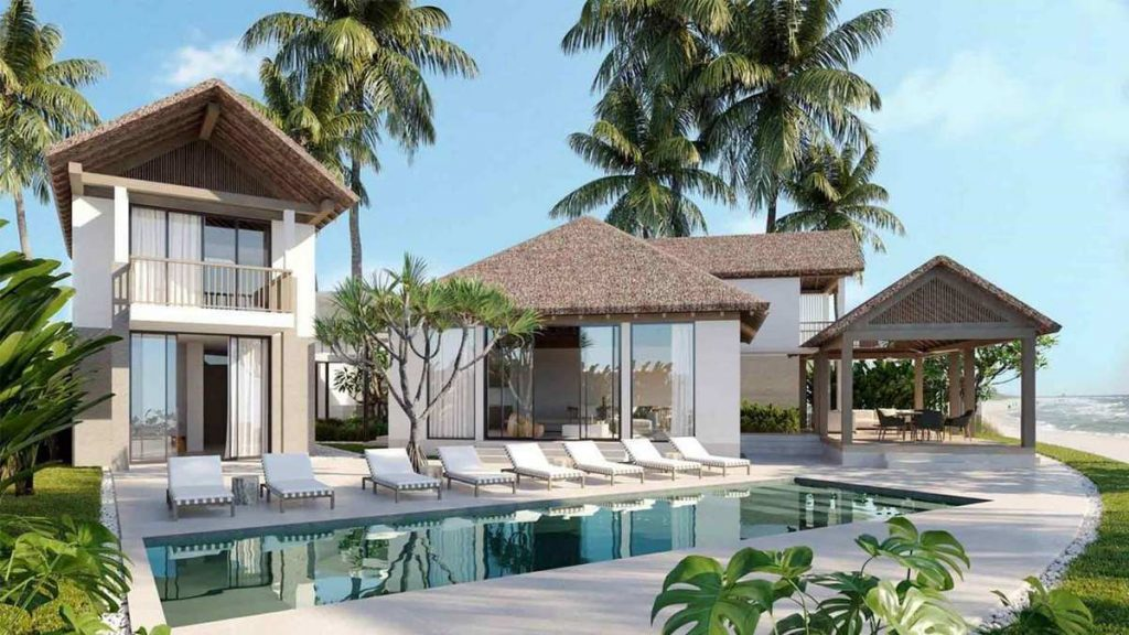 A vacation rental house - Zeevou