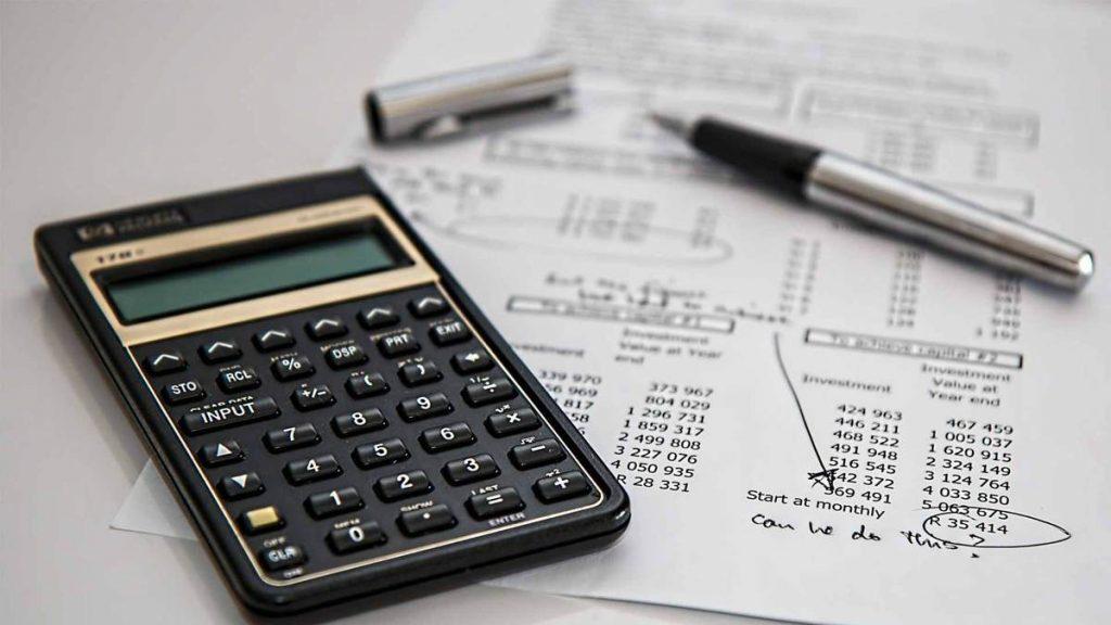 Calculating budget for a property management business- Zeevou