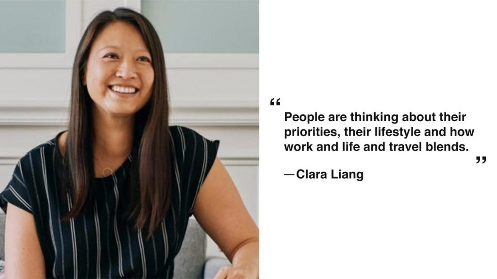 Clara Liang- Zeevou
