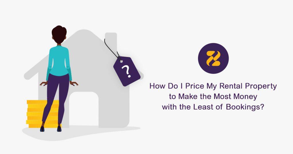 Pricing rental properties- Zeevou