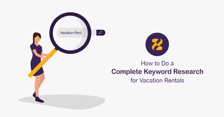 keywords for vacation rentals- Zeevou
