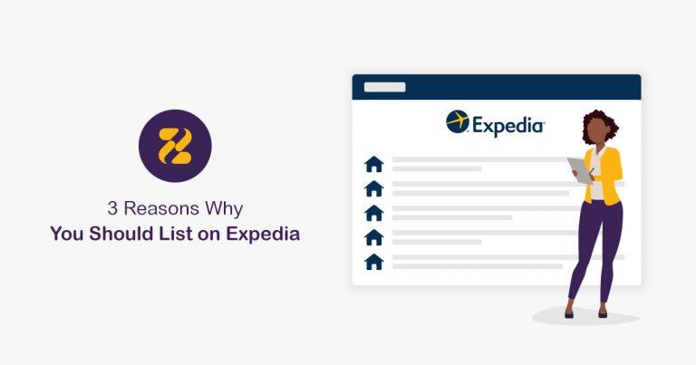 3 Reasons Why You Should List on Expedia-Zeevou