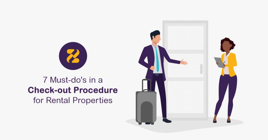 Check-out Procedure for Rental Properties- Zeevou